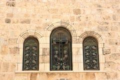 Tres Windows Fotografía de archivo libre de regalías
