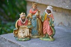 Tres Wisemen Imagen de archivo libre de regalías