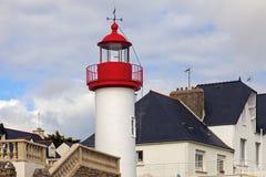 Trescadec Lighthouse Stock Photo