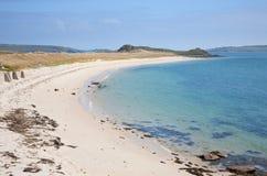 Tresco, νησιά Scilly Στοκ Φωτογραφίες
