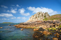 Tresco, Isles of Scilly Stock Photo