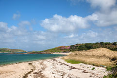 Tresco, Isles of Scilly Royalty Free Stock Image