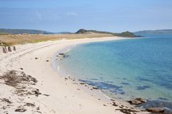 Tresco, Isles of Scilly Stock Photos