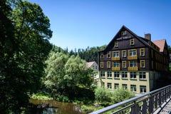 Treseburg, Harz Stock Image