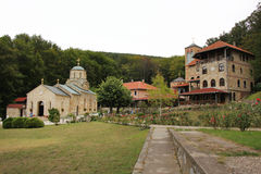 Tresije Monastery Stock Photos
