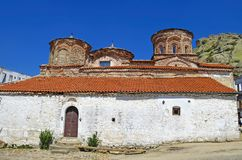 Treskavec-Kloster, Mazedonien stockfotos
