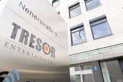Tresor Entertainment Stock Photo
