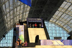Trespass Big Air Competition (London) Stock Photos