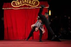 Tresperté Circo Royalty Free Stock Images