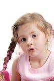 Tress del bambino Immagini Stock Libere da Diritti