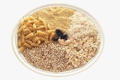 Tresse avec des céréales Photos libres de droits