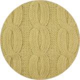 Tresse de tricotage Photo libre de droits