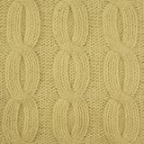 Tresse de tricotage Photos stock