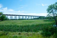 Tressel桥梁 免版税库存图片