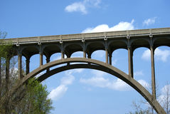 Tressel Bridge Stock Images