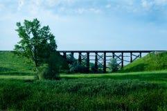 Tressel Bridge Royalty Free Stock Images