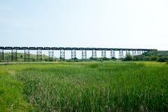 Tressel Bridge Royalty Free Stock Photography