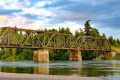 Tressel Bridge Stock Images
