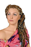 Tresses africaines images stock