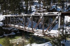 Trestle Royalty Free Stock Photography