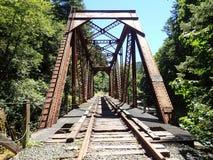 Trestle Bridge Stock Image