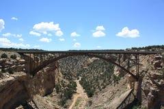 Trestle del rey, Nevada Imagen de archivo libre de regalías