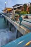 Trestle in Los Angeles. Trestle at Redondo Beach, Los Angeles, California, USA Royalty Free Stock Photo