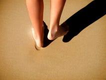Treten in Sommer Lizenzfreie Stockfotos
