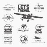 Trevel logo Stock Photo