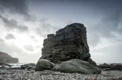 Trevellas porth Royalty Free Stock Photography