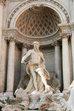 TREVI της Ρώμης πηγών Στοκ εικόνα με δικαίωμα ελεύθερης χρήσης