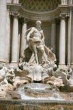 trevi Италии rome фонтана Стоковые Изображения