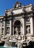 trevi фонтана стоковые изображения rf