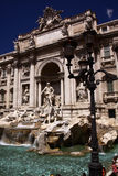 Trevi - 2 Royalty Free Stock Images
