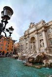 Trevi Royalty Free Stock Photos