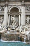 Trevi-Brunnen Lizenzfreies Stockbild