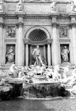 Trevi-Brunnen - Italien Lizenzfreies Stockbild