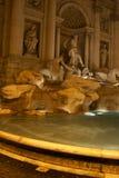 Trevi-Brunnen Lizenzfreie Stockfotografie
