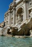 Trevi-Brunnen Rom stockfoto