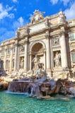 Trevi-Brunnen. Rom, Italien. Lizenzfreie Stockfotografie