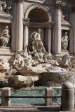 Trevi-Brunnen in Rom, Italien Stockfoto