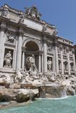 TREVI Di fontana Ρώμη Στοκ φωτογραφίες με δικαίωμα ελεύθερης χρήσης
