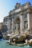 Trevi facade Stock Photo