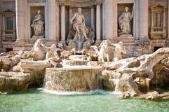 trevi fontana di Стоковое Фото