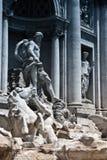 trevi fontana di Стоковое фото RF
