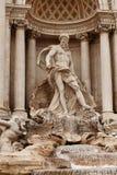 Trevi fontanna Rzym Obraz Stock