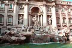 Trevi fontanna, Rzym, Włochy obraz stock
