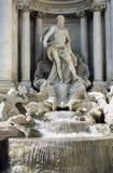 Trevi fontein Royalty-vrije Stock Afbeeldingen