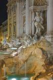 Trevi Fontein, Rome Royalty-vrije Stock Foto's