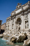 The Trevi Fountain Royalty Free Stock Photography